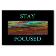 January's Word of the Month – FOCUS